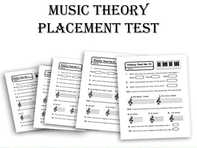 Beginner music theory worksheets – Theory Worksheets