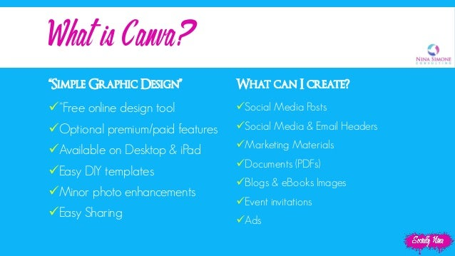 free mini course beginners guide to awesome graphics with canva mo