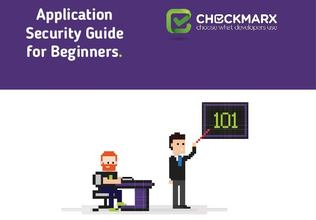 Application Security Guide for Beginners.