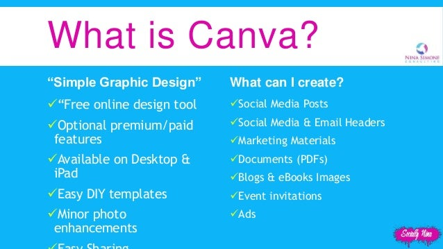 beginners guide to awesome graphics with canva full mini course