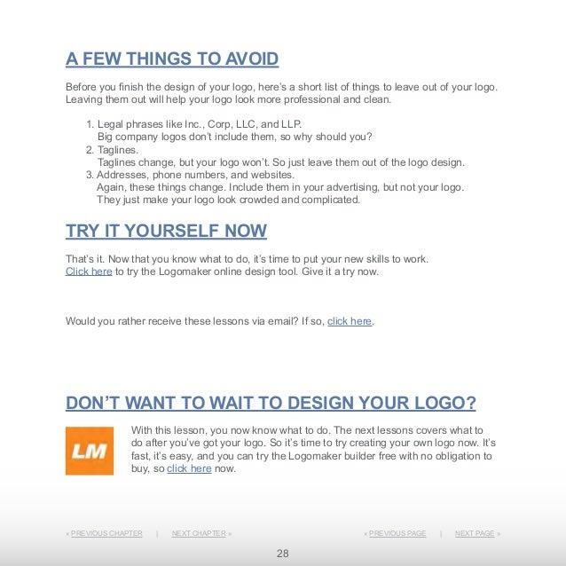 Beginners guide to logo designlogomaker 28 solutioingenieria Choice Image