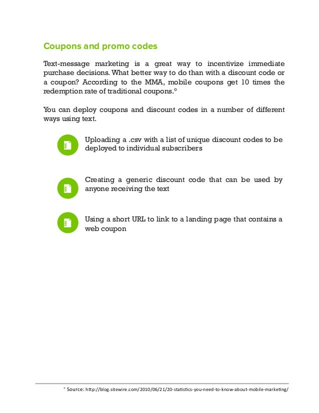 Beginner's guide to Text Message Marketing