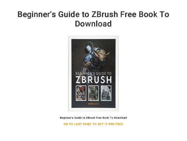 get zbrush for free