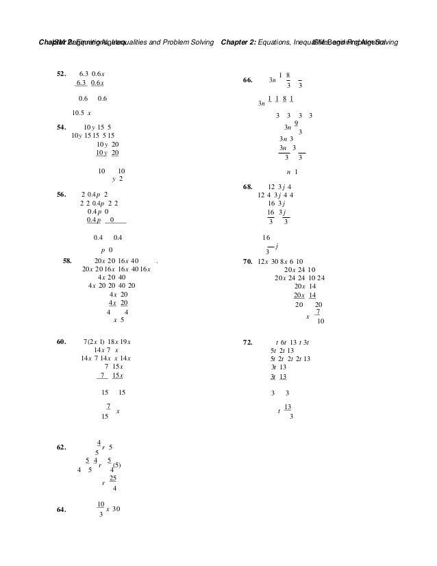 Beginning algebra 7th edition martin gay solutions manual