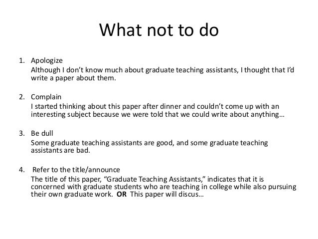 Ideas to Make a Great Introduction for an Essay