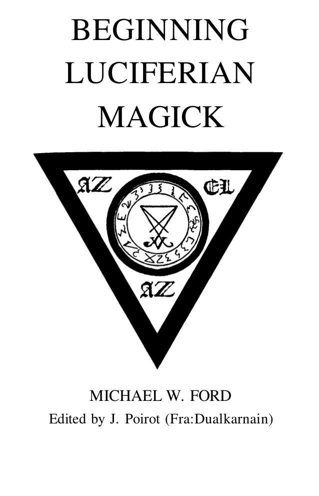 Beginning Luciferian Magick