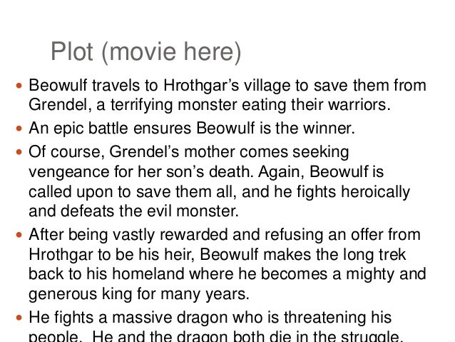 Beginnings And Beowulf 2