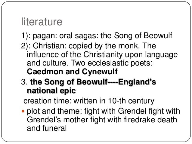 beowulf sparknotes