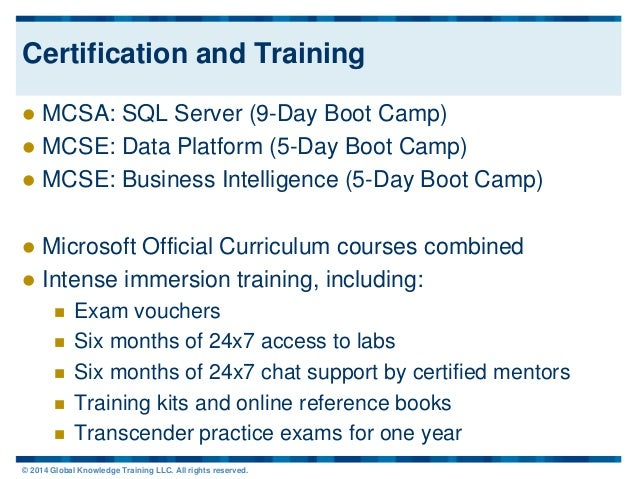 ms sql server 2014 tutorial pdf