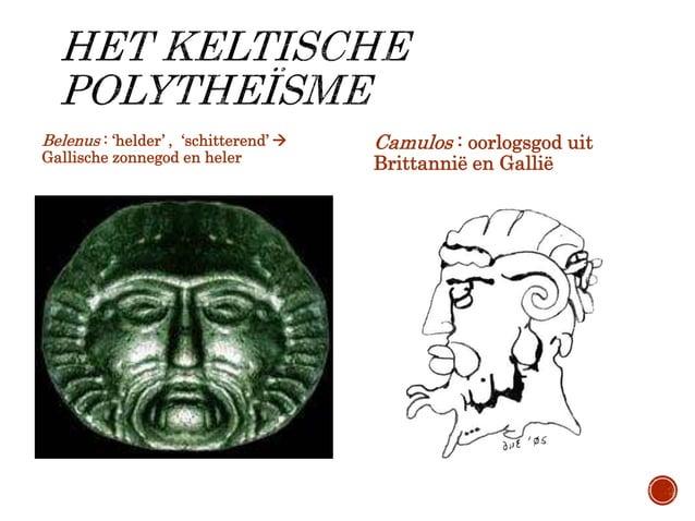1. Historische en geografische situering van de Kelten 2. Goden en rituelen bij de Kelten 3. Stamhoofdgraven in de Hallsta...