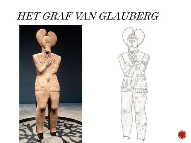  In het schip werd een grafkamer gebouwd waarin twee vrouwen werden gevonden:  jongere vrouw van 20 à 30 jaar  oudere v...