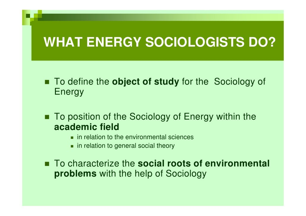 general sociological orientation All the above-stated approaches and orientations are used in the general sociology as well as in most of special sociologies that is exactly why some sociologists stress that  the theoretical orientation, on the other hand, is a determined and more or less correlated set of general.