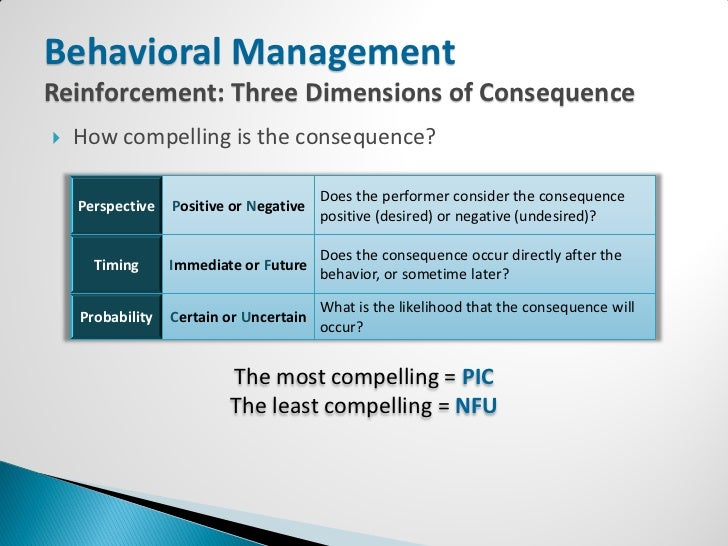 What Is the Definition of Behavior Management?