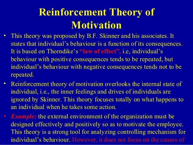 comment on the positive and negative events in organizational behavior Behavior modification: the 4 main  presents a negative consequence in response to a negative behavior (positive refers to the fact that you  a comment create .