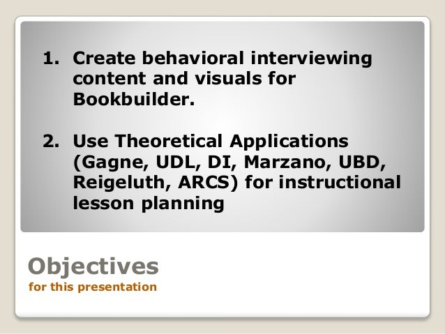 behavioral interview