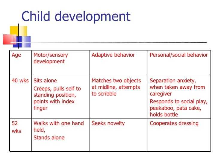 essays on child development theories Theories of child development: domains of children's development - physical, social, emotional, and cognitive - are closely related development in one domain influences and is influenced by development in other domains 2.