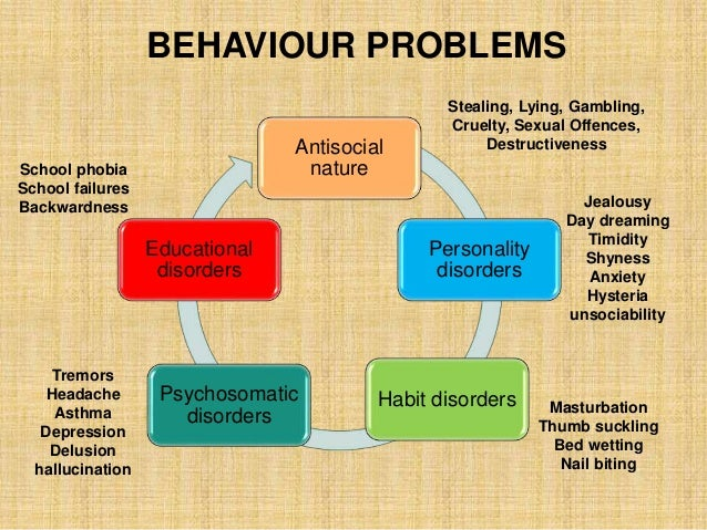 problem behavior syndrome