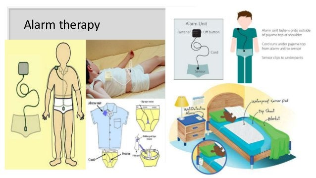 PHARMACOTHERAPY FOR PRIMARY NOCTURNAL ENURESIS • If behaviour therapy fails or if parents want prompt response: • Imiprami...