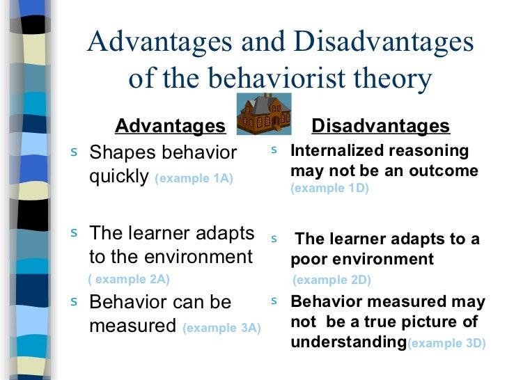 behaviorist theory