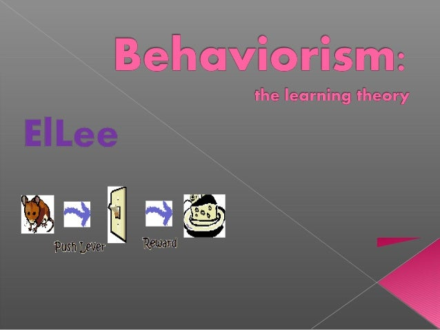 What is behaviorism ?   be·hav·ior·ism: is the prediction and control of human    behavior in which introspection and/or ...