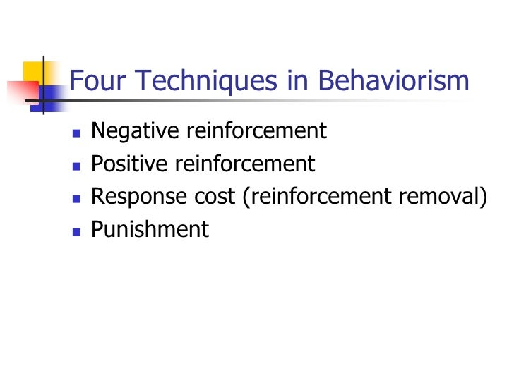 skinners ideas on reinforcement behaviorism and consciousness Abstract: radical behaviorism is fundamentally different from traditional psychology, so it is not surprising that it has been widely misunderstood it offers an alternative to the traditional treatments of mind that avoids some of the insoluble problems raised by those views b f skinner attempted many times to describe this.