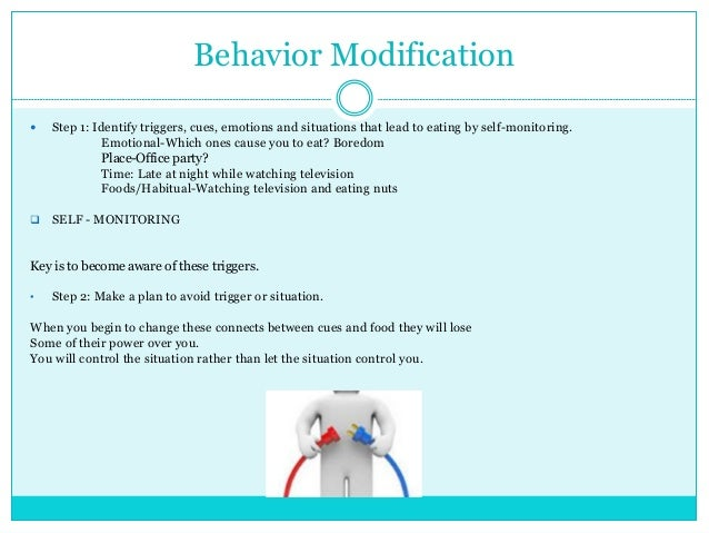 behavior modification methods and Behavior modification methods to re-introduce dogs with interdog aggression before starting re- introductory work, it is important to have clicker training skills and basic foundations behaviors well learned and.