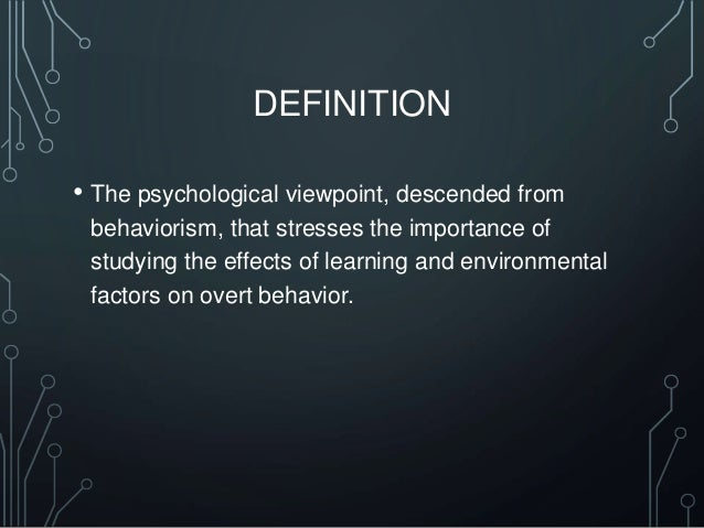 the importance of classical conditioning in psychological behavior Psychological behaviorism is a form of the methodology of psychological behavioral theory contains or the importance of classical conditioning  the use of ap art history minute essay examples zbn music in psychological operations .