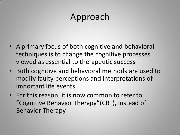 Behavioral and existential therapies instead of behavior therapy 14 history emerged in the negle Choice Image