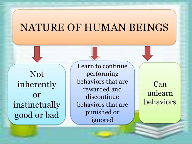 Human Nature Inherently Good Or Bad