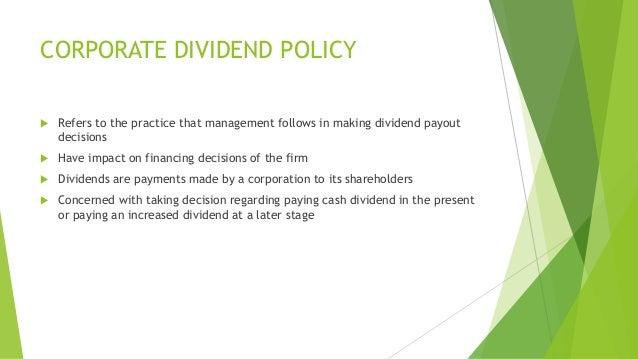 Behavioural Corporate Finance
