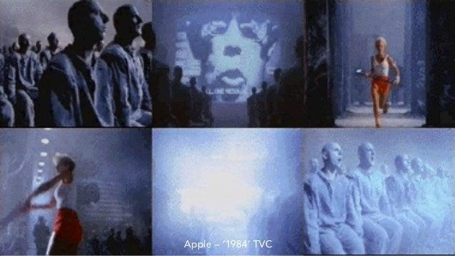Apple – '1984' TVC