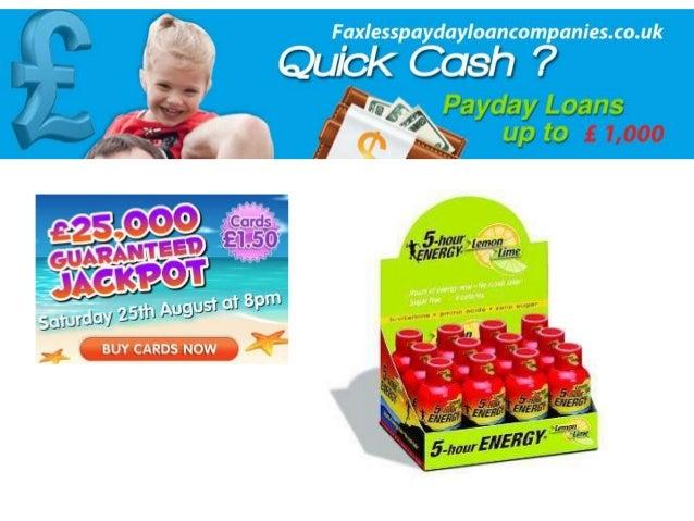 Cash advance 54481 image 5