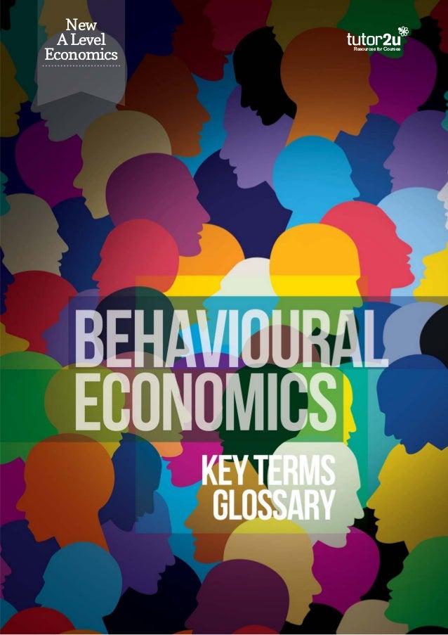 New ALevel Economics Resources for Courses
