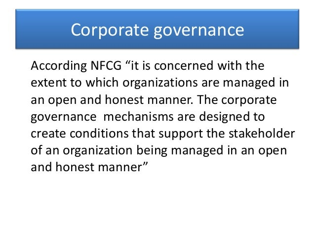 transparency is key aspect of corporate Transparency is a key driver of corporate reputation, but it is also an  one  important aspect of corporate transparency is controversial and.