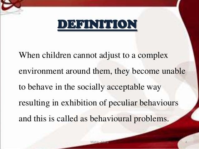 Behavioural paediatrics ppt