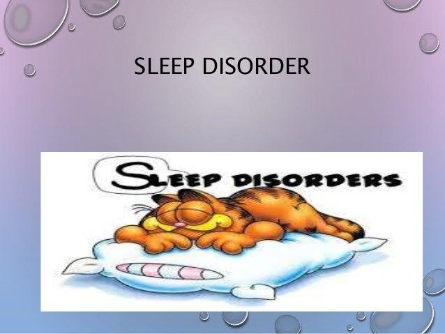 Behavioural problems and behavioural disorder