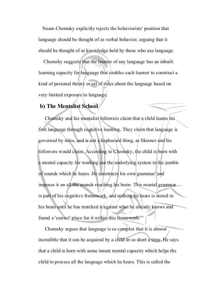 relationship between language and thought essay What is the relationship between language and culture language and culture are intricately related and dependent on each other  the writer of the essay, language .