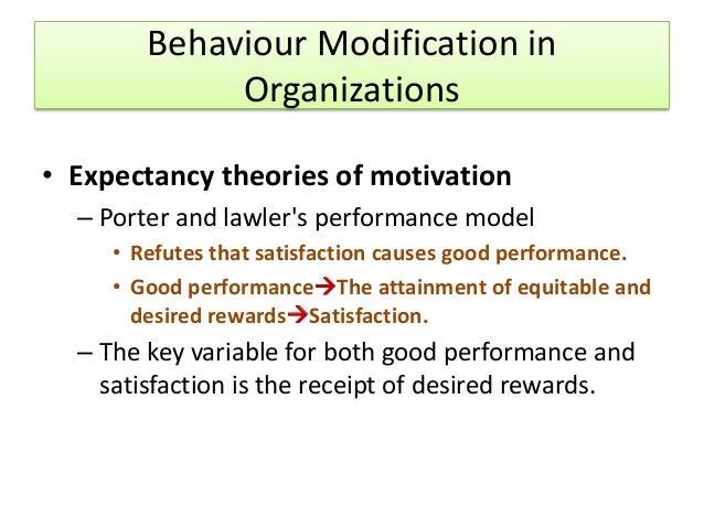 behavior modification in the classroom