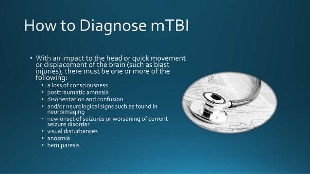 Behind mTBI Conference