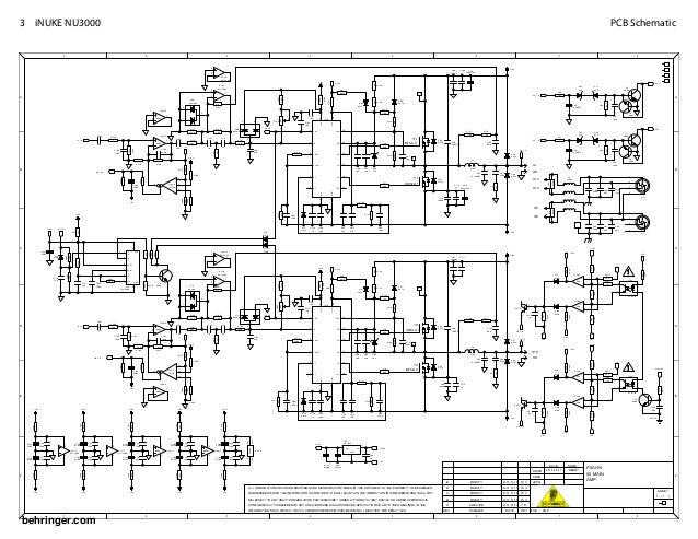 Behringer Amp Schematic Wire Center