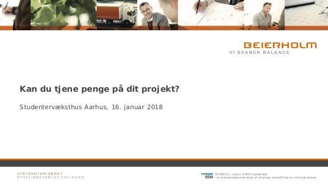 Beierholm, Statsautoriseret Revisionspartnerselskab ...