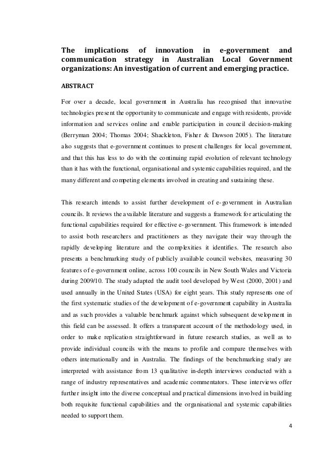 phd thesis on e-government Factors affecting citizens' adoption of e-government moderated by socio-cultural values in saudi arabia by mohammed alsaif a thesis submitted to the university of.