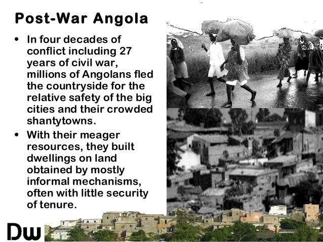 Beijing Forum 2011: Urban Development In Post-Conflict Angola