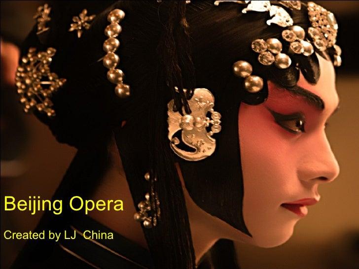 Beijing Opera Created by LJ  China