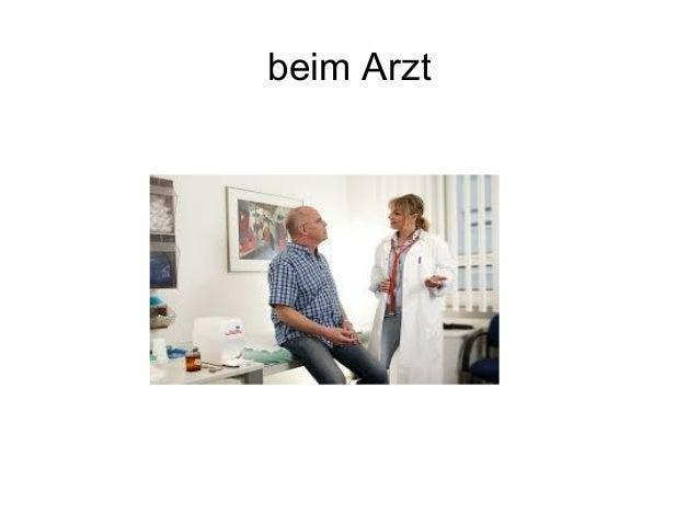 beim Arzt