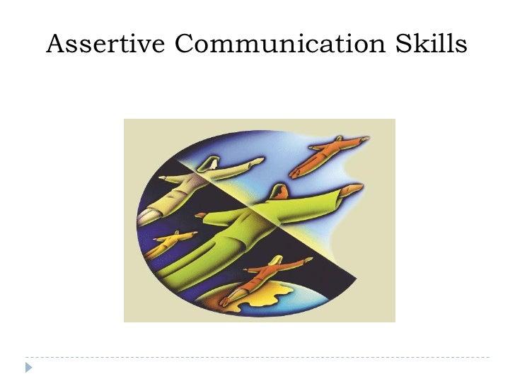 Assertive Communication Skills