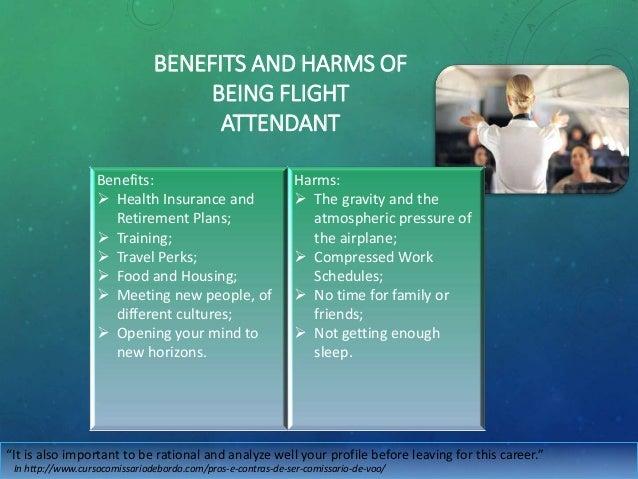 Perks Of Being A Flight Attendant