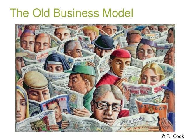 New (?) business models in Media  –  –  –  –  –  –  –
