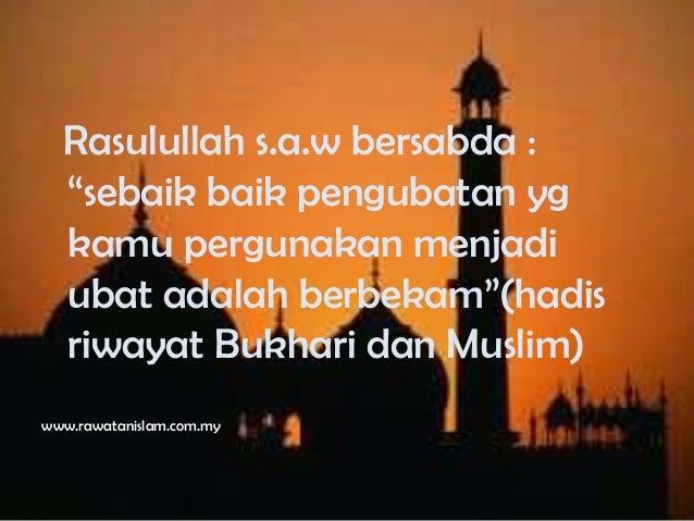 Image result for bekam amalan sunnah
