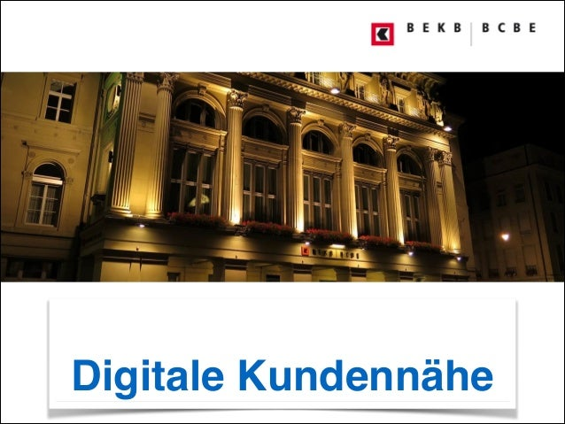 Digitale Kundennähe